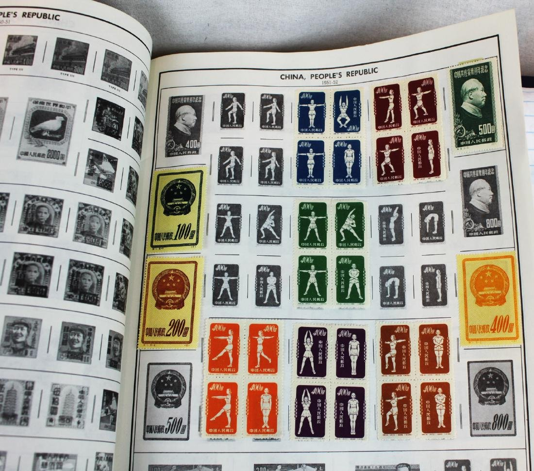 Chinese Stamps from 1951