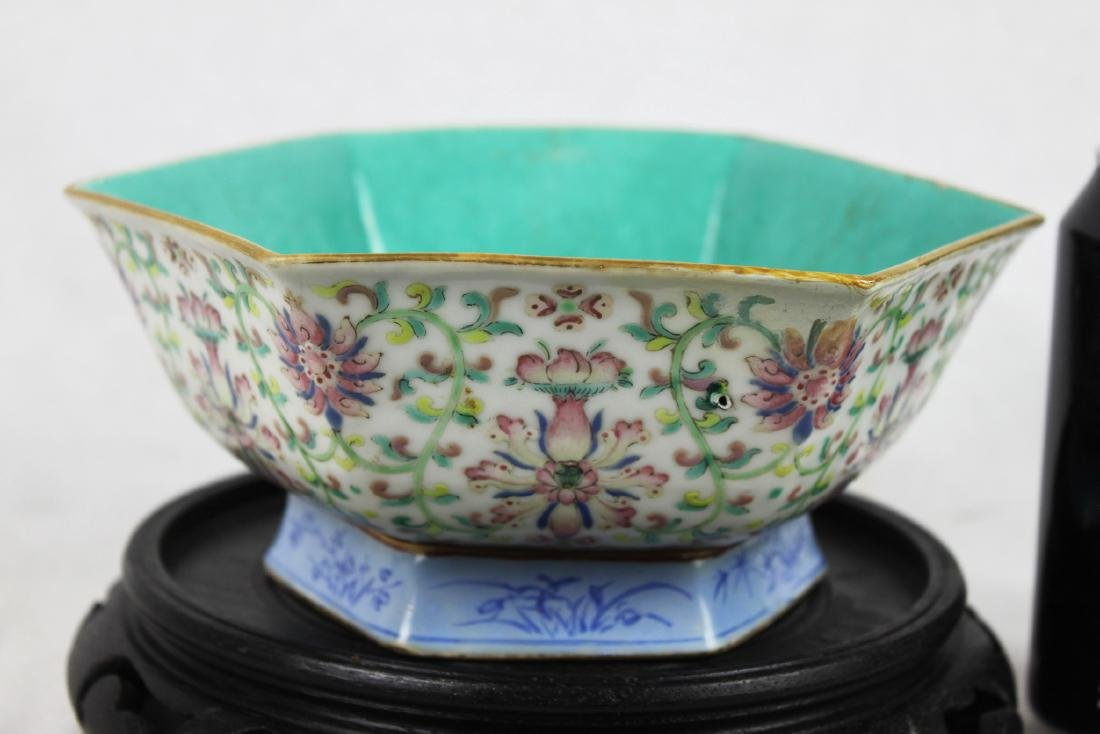 Antique Chinese Porcelain Bowl.