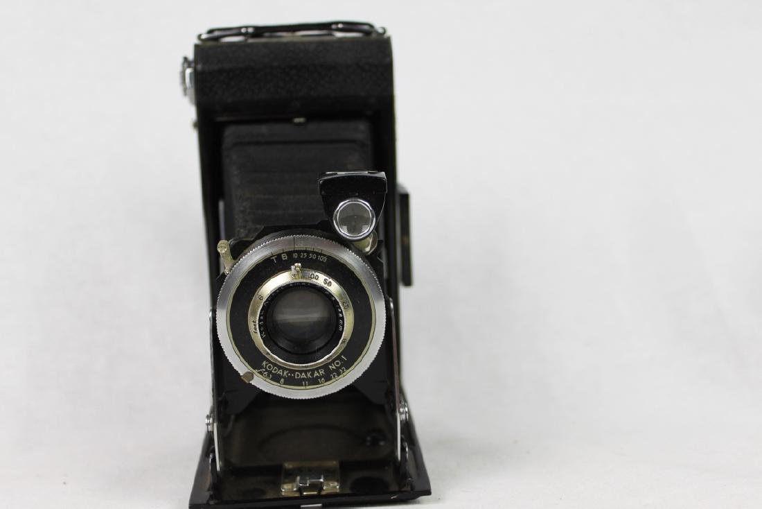 Antique Kodak Folding Camera - 2