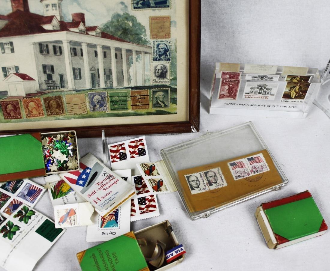 Antique Stamps - 2