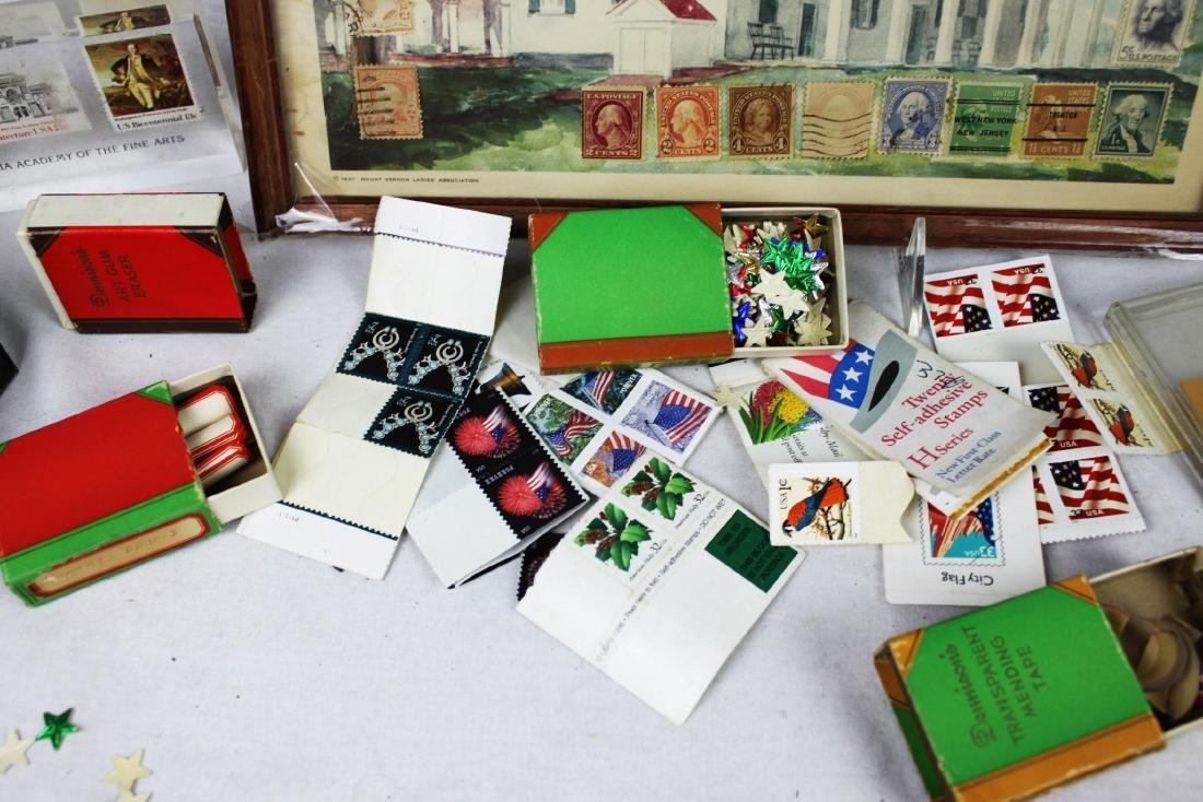 Antique Stamps - 3