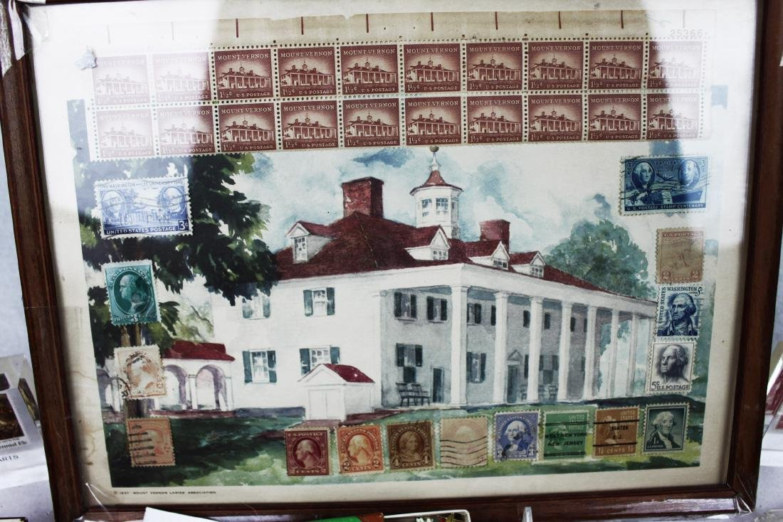 Antique Stamps - 4
