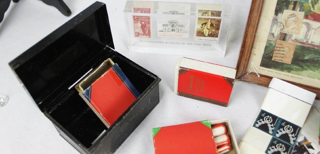 Antique Stamps - 5