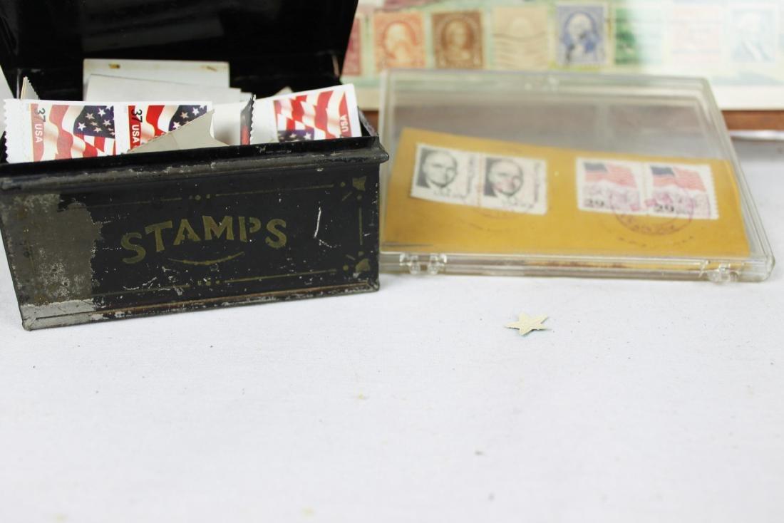 Antique Stamps - 6