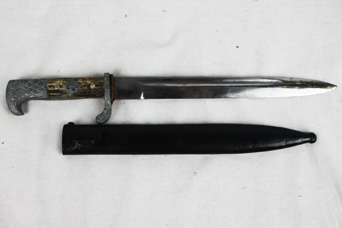 Antique WWII Sword - 5