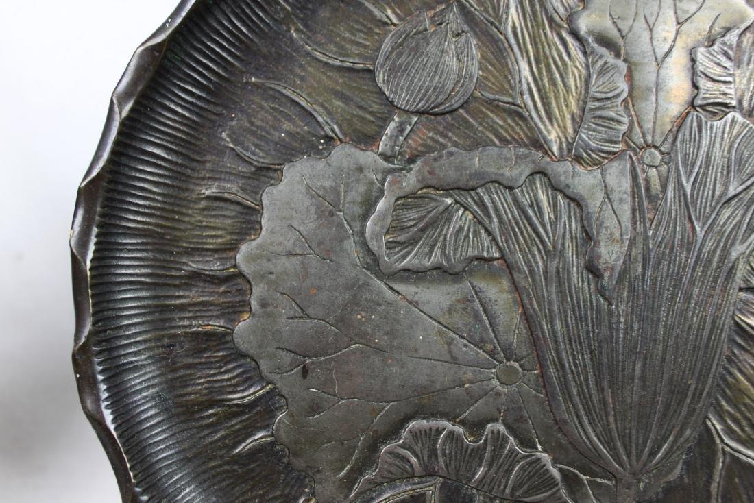 Two Antique Asian Bronze - 7