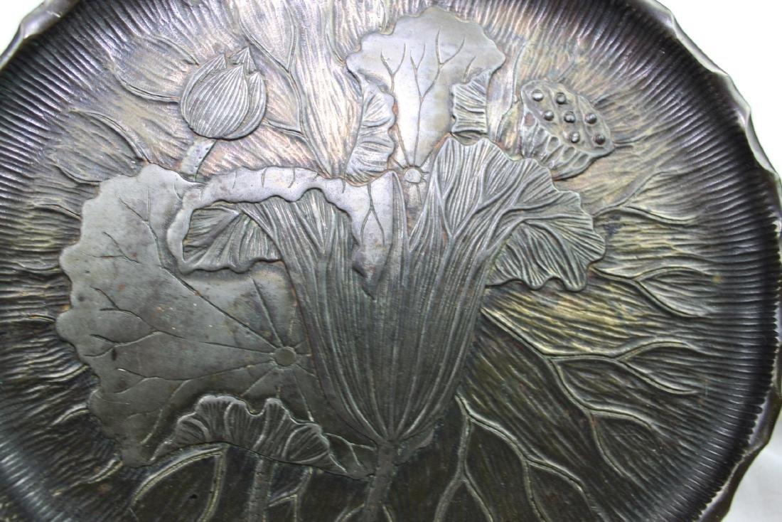 Two Antique Asian Bronze - 8