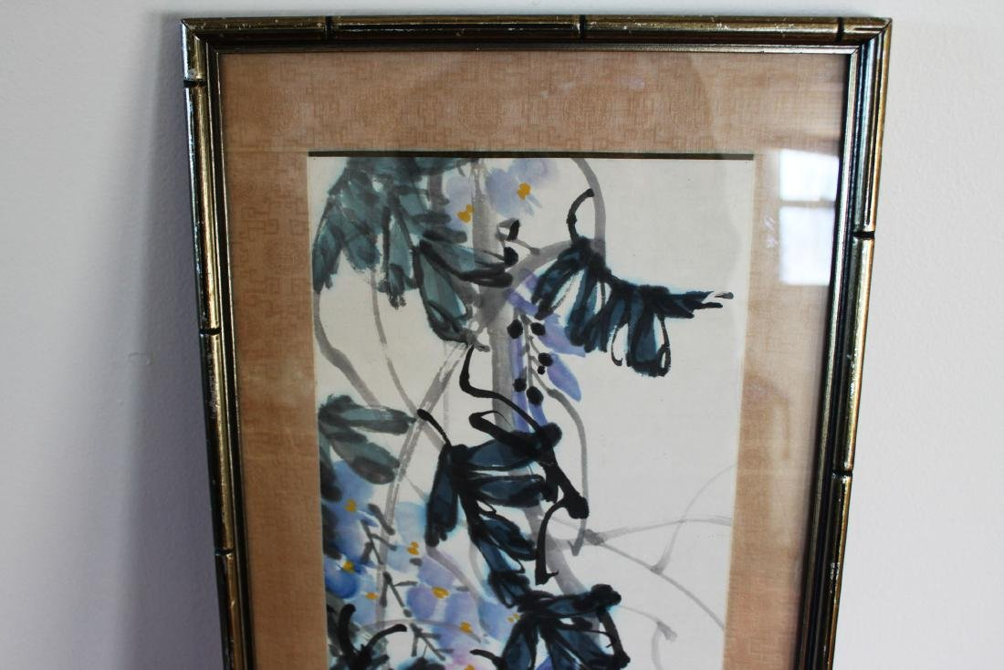 Antique Chinese Painting Frame - 2