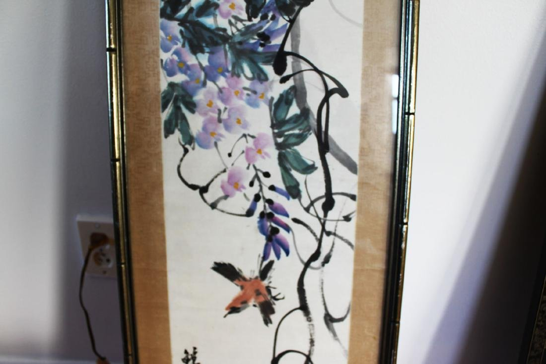 Antique Chinese Painting Frame - 3