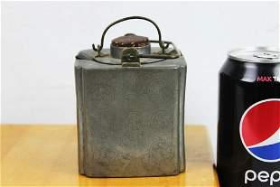 Antique Chinese Bronze Liquor Warmer