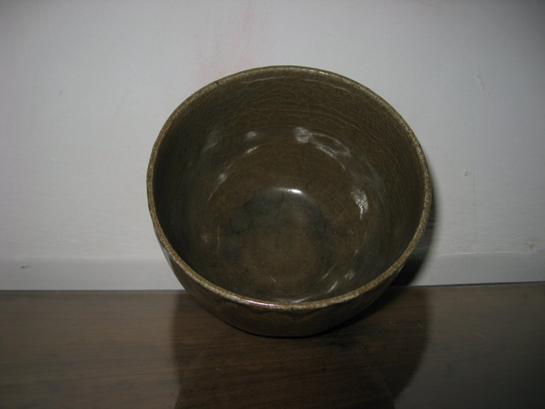 Antique Chinese Porcelain Bowl Ming Dynasty - 4