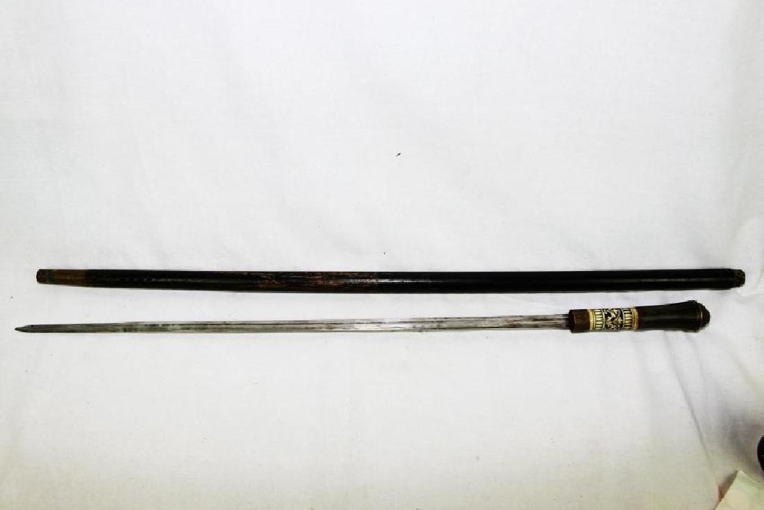 India Calvary type of Sword - 5