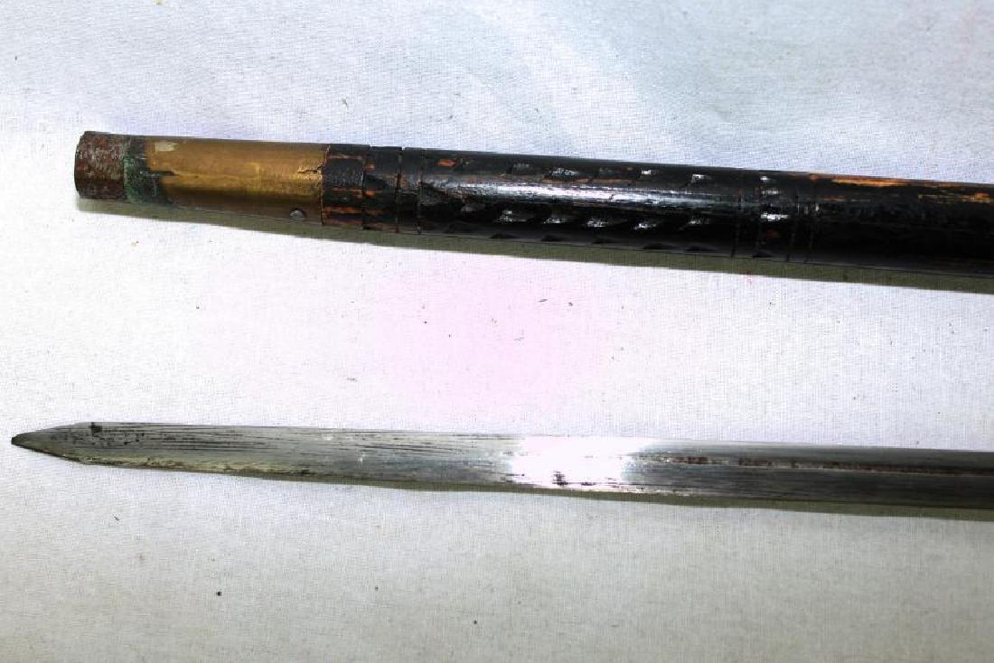 India Calvary type of Sword - 6