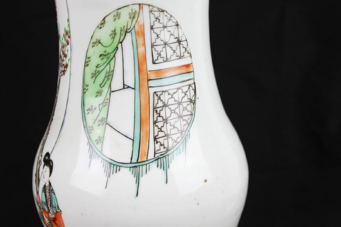 Antique Chinese Porcelain Vase from 1900s - 18