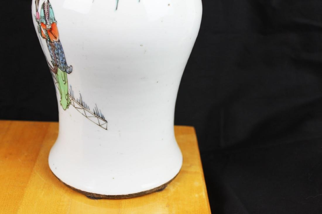 Antique Chinese Porcelain Vase from 1900s - 19