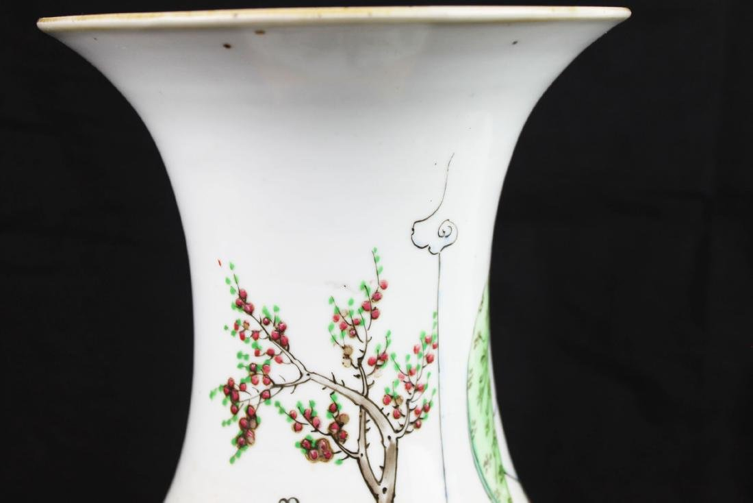 Antique Chinese Porcelain Vase from 1900s - 5