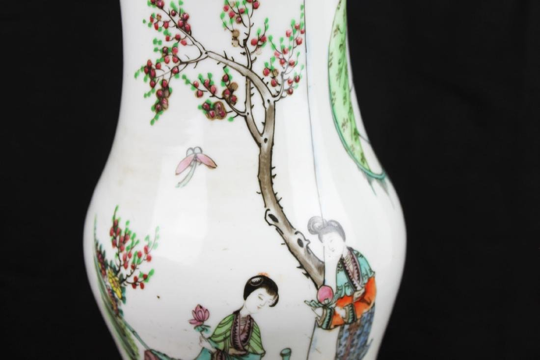 Antique Chinese Porcelain Vase from 1900s - 6