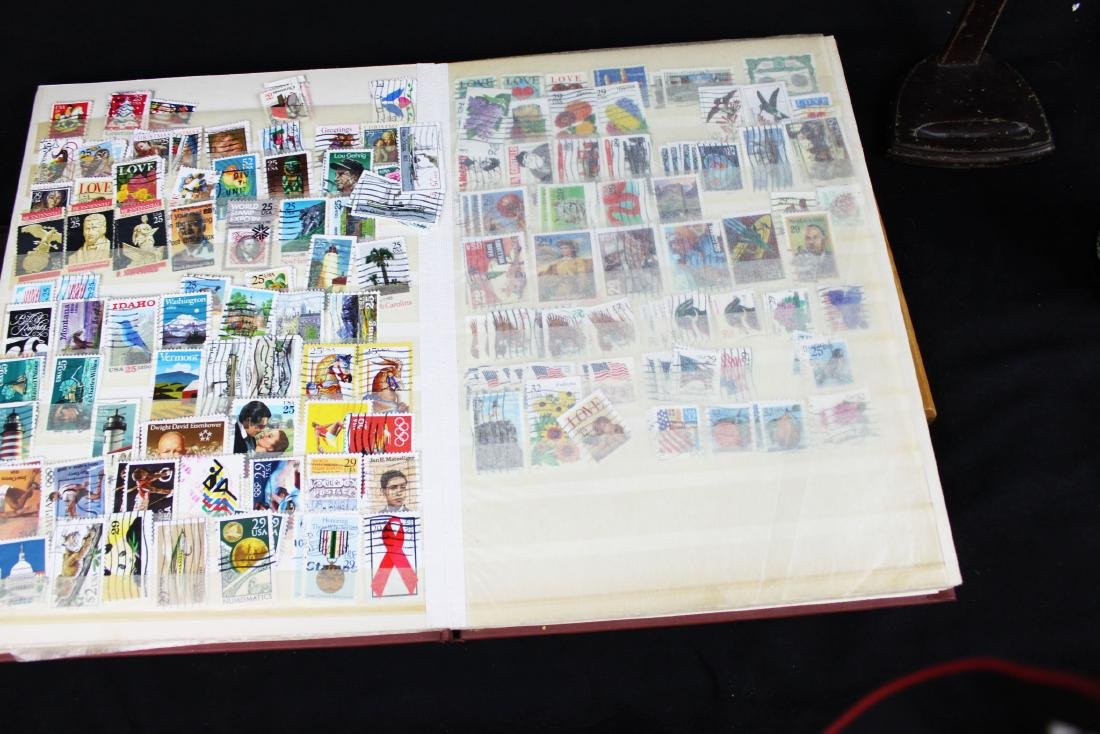 A Book of Stamps - 10