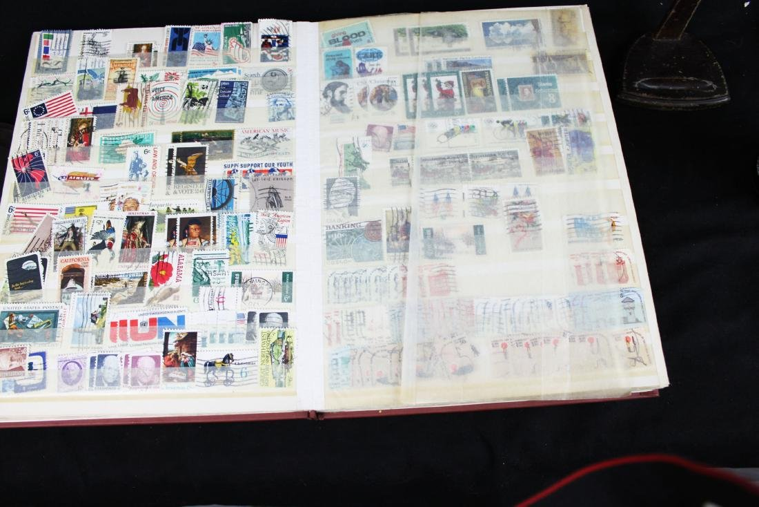 A Book of Stamps - 6