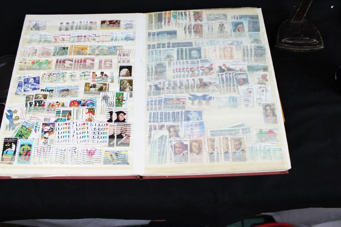 A Book of Stamps - 8