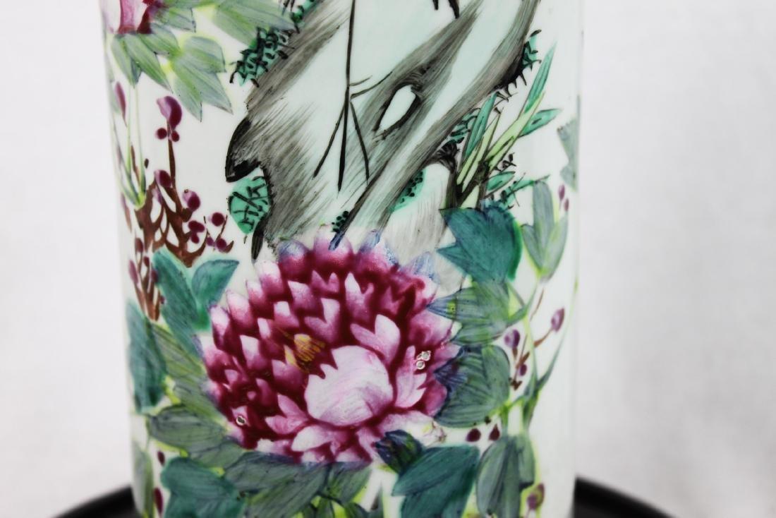 Antique Chinese Porcelain Vase - 3