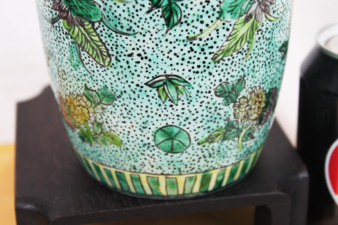 Antique Chinese Porcelain Vase - 9