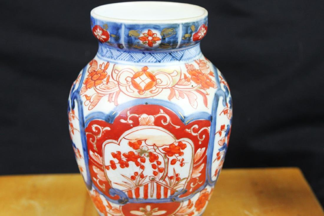 Pair of Antique Chinese Vases - 6