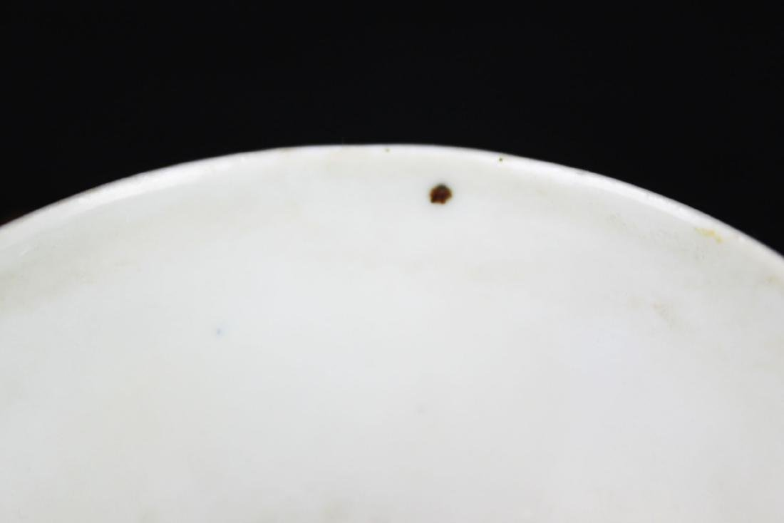 Antique Chinese Porcelain Tea cups 1900s - 6