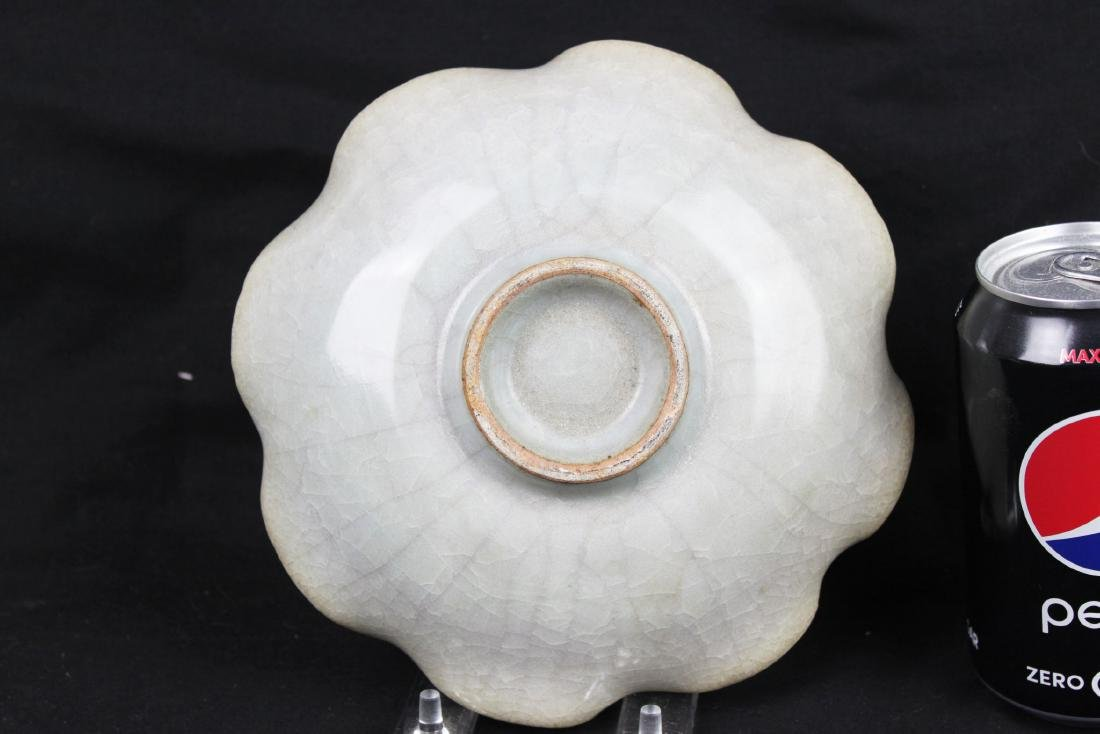 Antique Chinese Opening Piece Porcelain Plate - 6