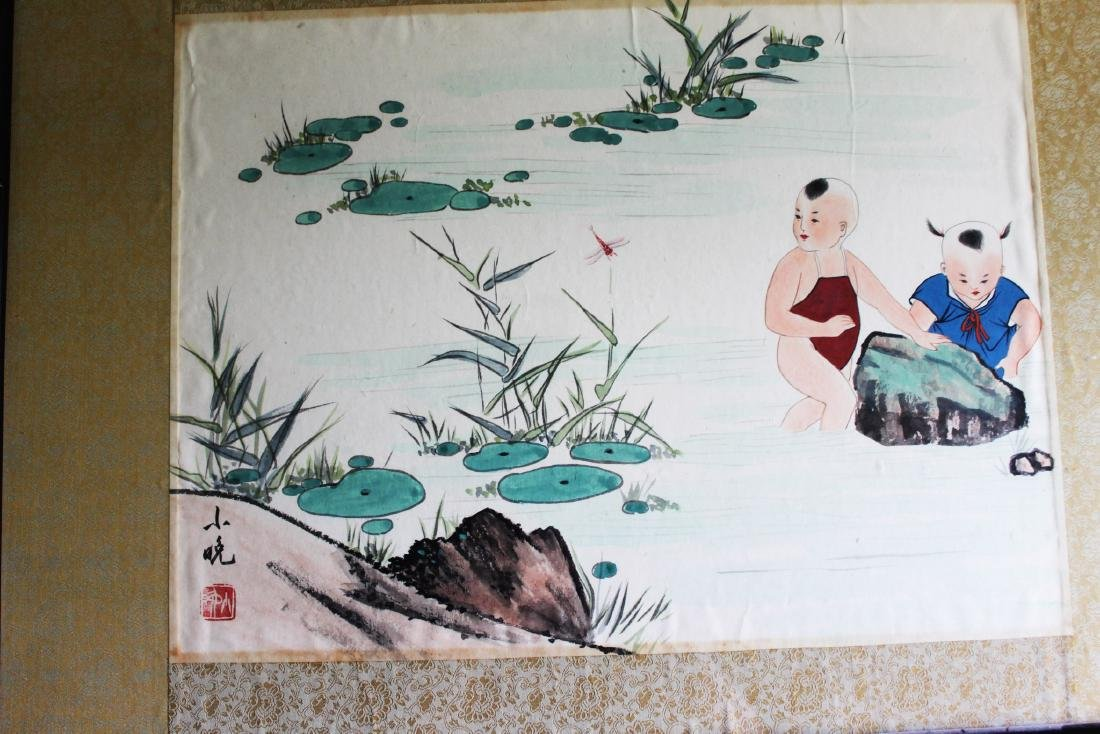 Chinese Color Painting - 10