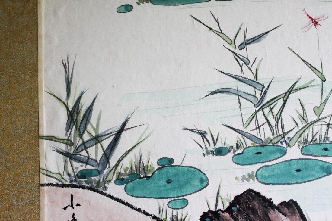 Chinese Color Painting - 4