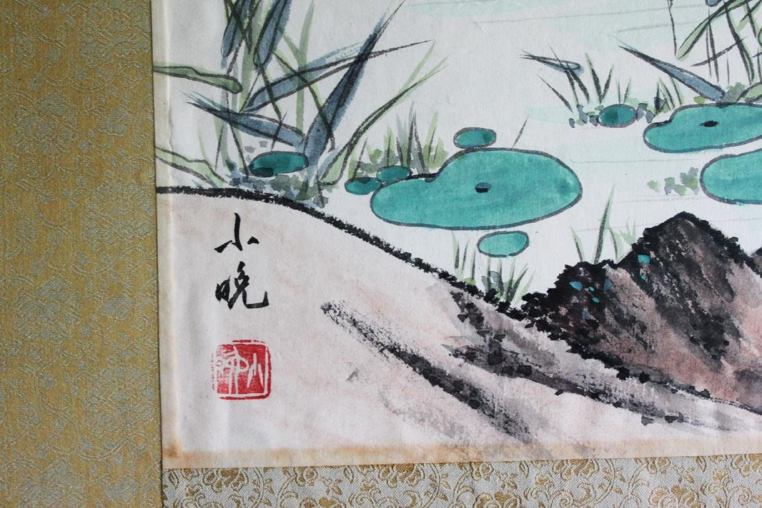 Chinese Color Painting - 6