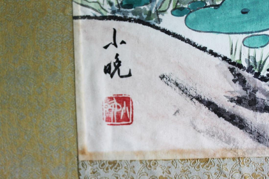 Chinese Color Painting - 9