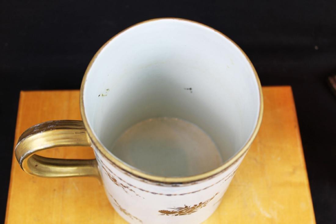 Antique Chinese Porcelain Mug - 2