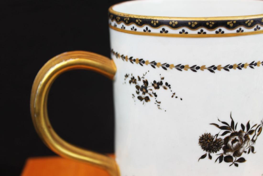 Antique Chinese Porcelain Mug - 3