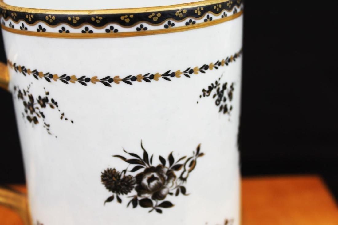 Antique Chinese Porcelain Mug - 4