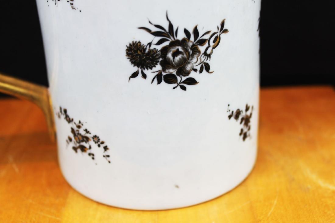 Antique Chinese Porcelain Mug - 5