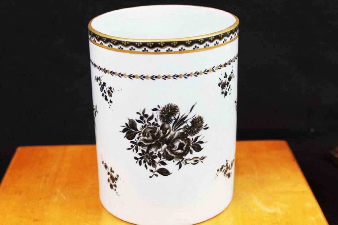 Antique Chinese Porcelain Mug - 6