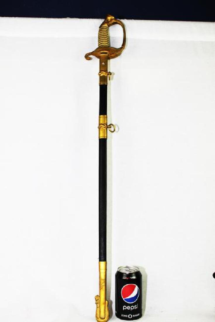US Navy Dress Sword 20th Century