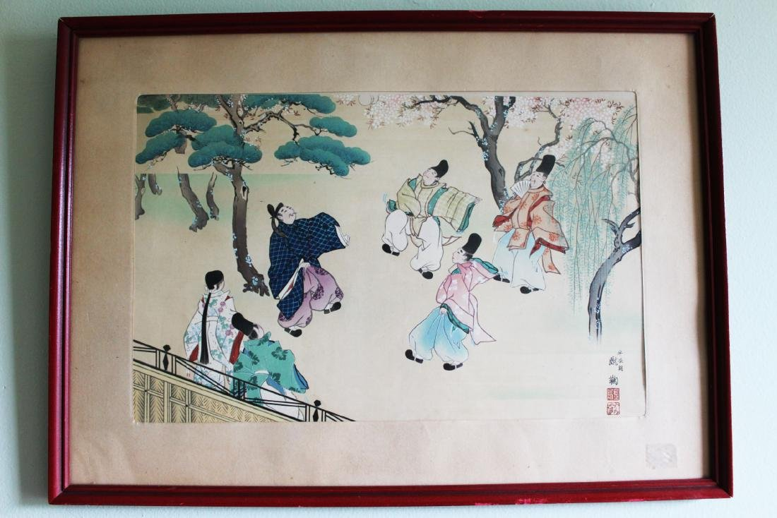 Antique Chinese Painting - 3