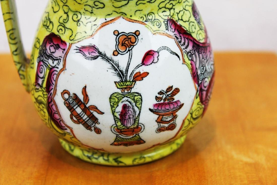 Two Antique Chinese Porcelain Jars - 9