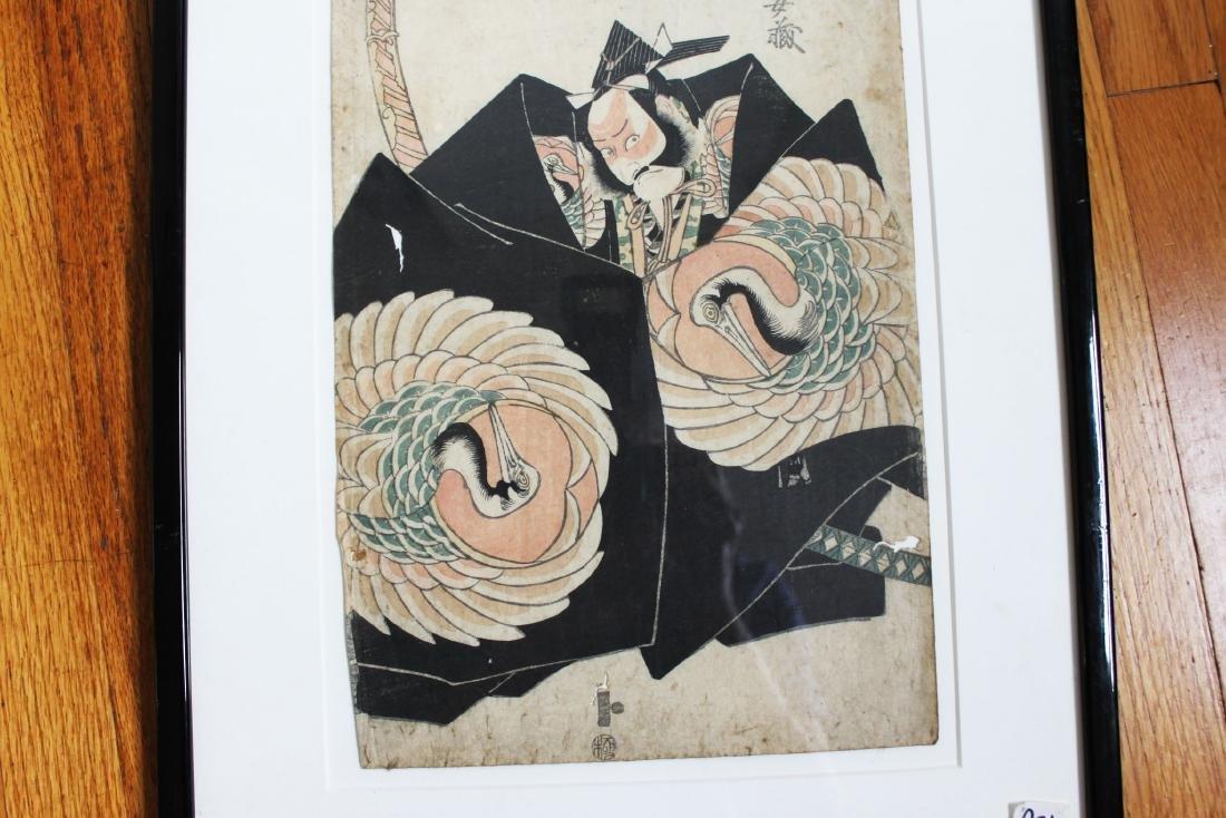 Japanese Woodblack Painting - 6
