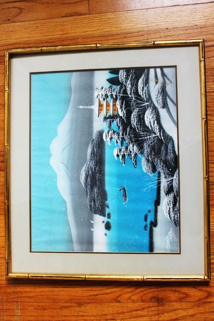 Japanese Woodblock Painting