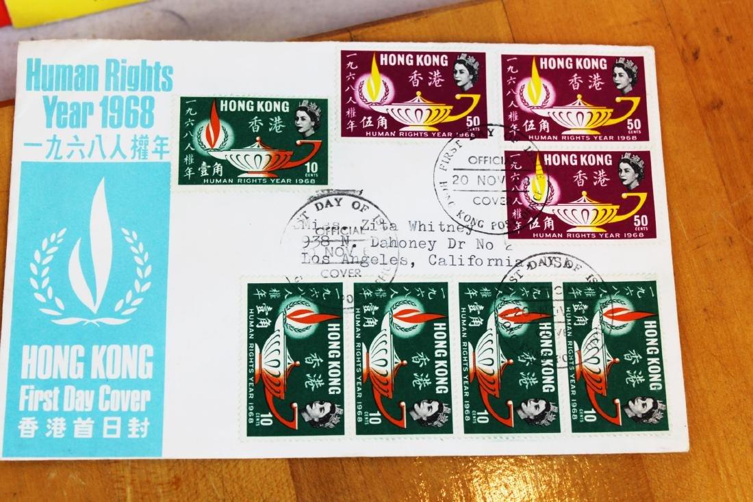 Three of Hong Kong Poster cards 1968 - 4