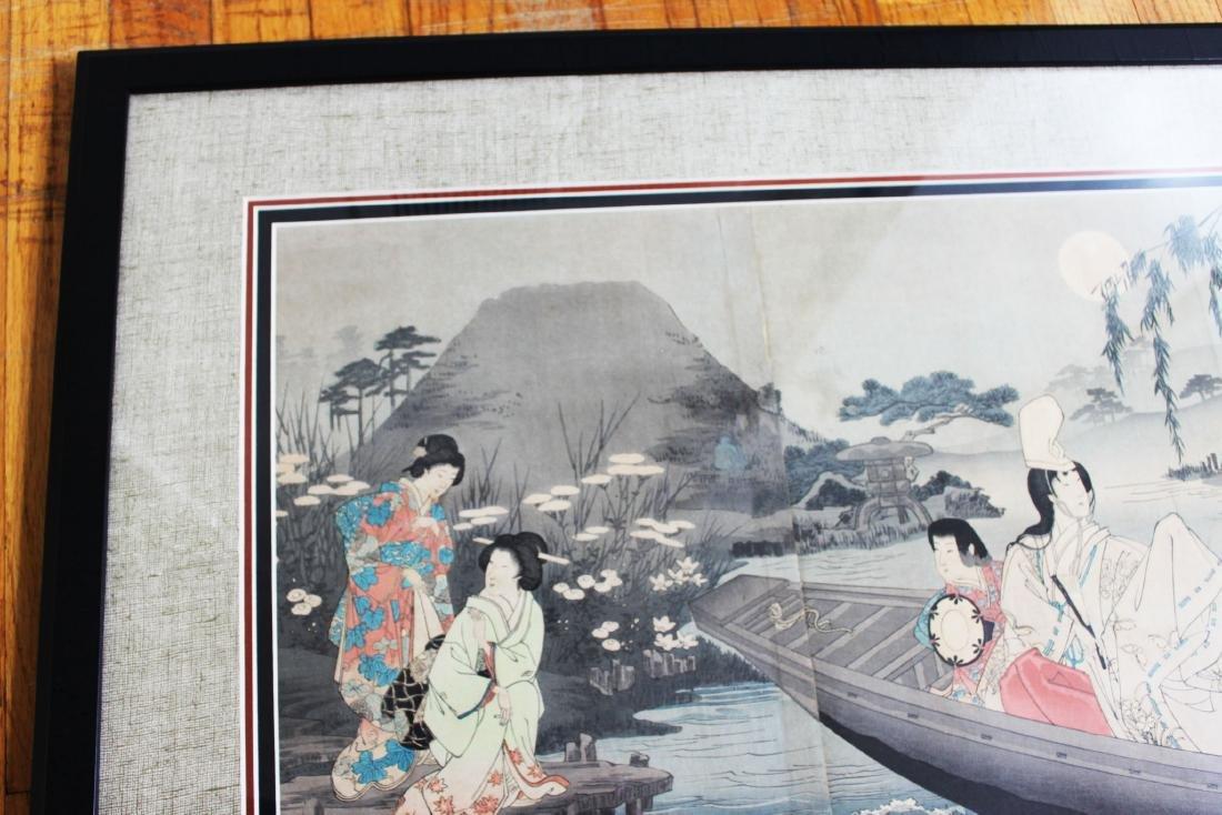 Japanese Woodblock Paitning - 2