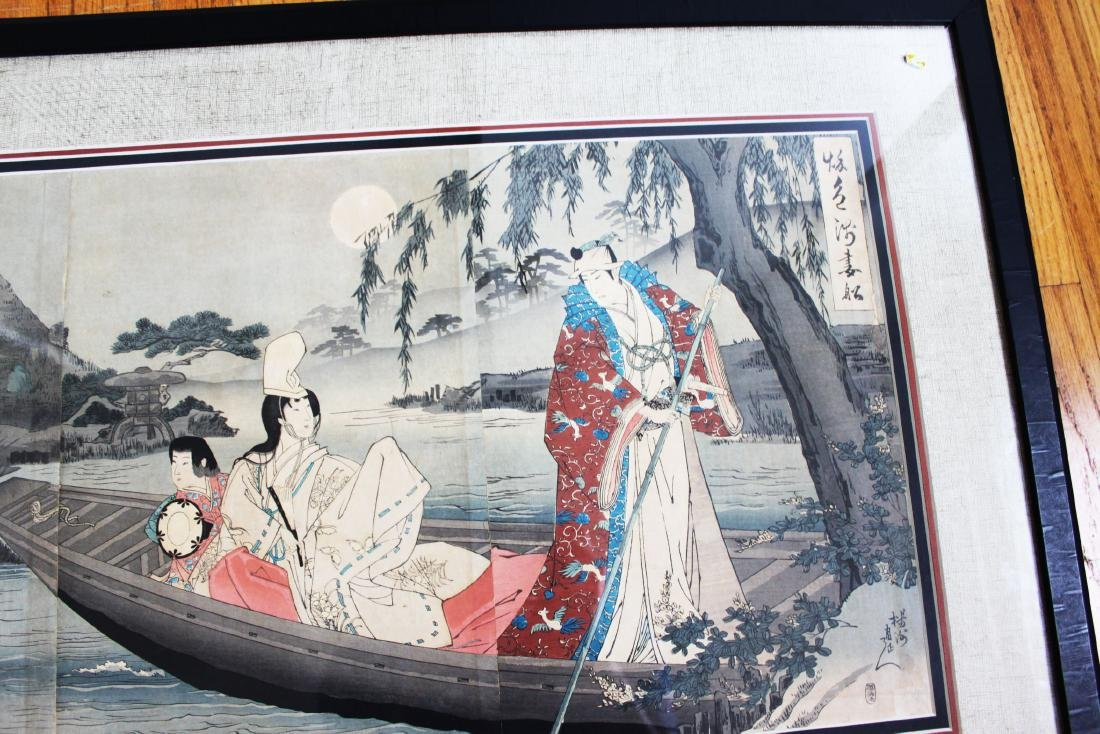 Japanese Woodblock Paitning - 5