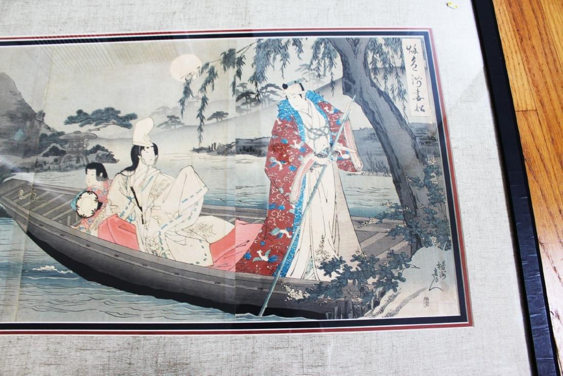 Japanese Woodblock Paitning - 7