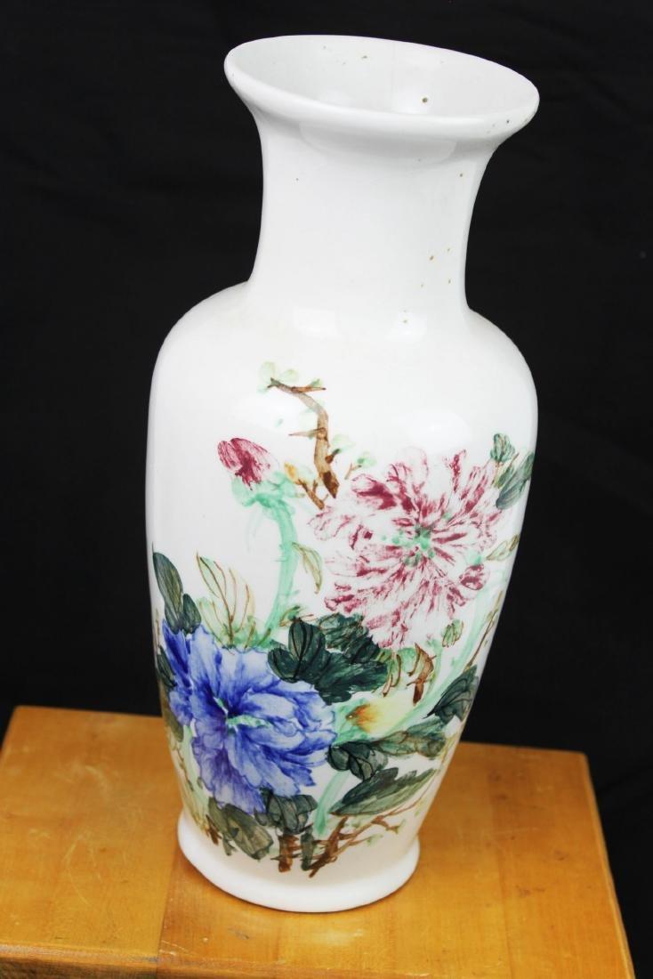 Antique Chinese Porcelain Vase 1900s