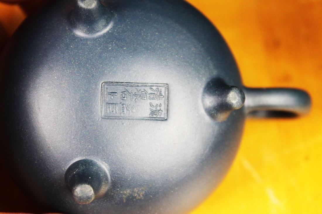 Chinese Yixing Zisha Tea Pot - 4