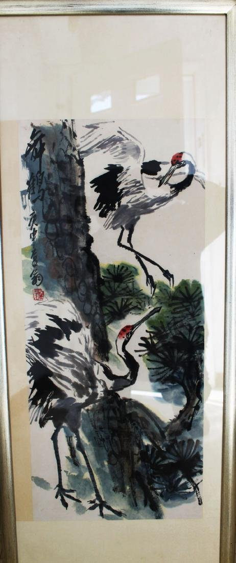 Antique Chinese Painting - 2